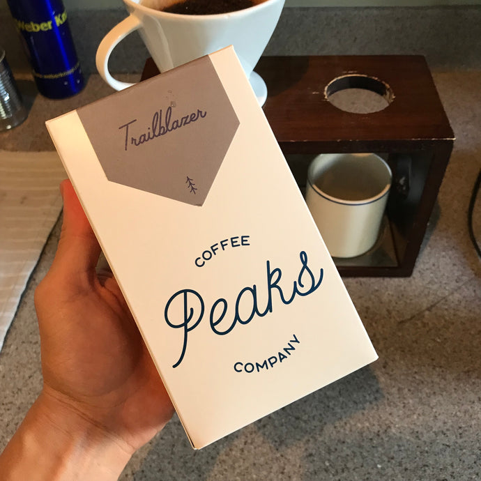 September: Peaks Coffee Coompany