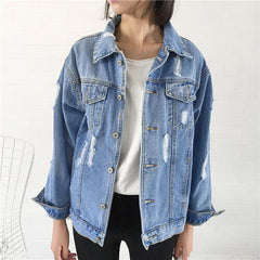 Retro Denim Jacket