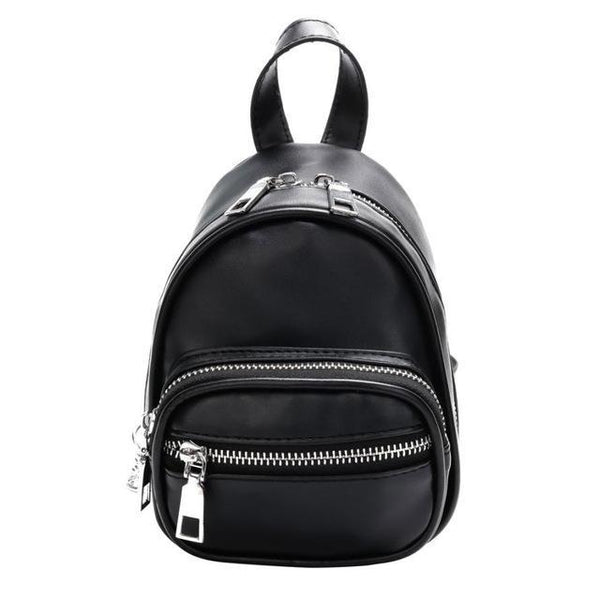 Zipper Back Pack