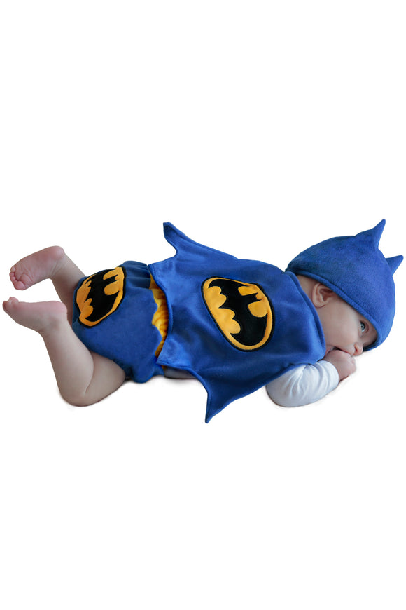 BATMAN Diaper Cover Set