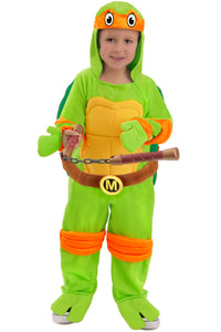 Teenage Mutant Ninja Turtles Michelangelo Jumpsuit