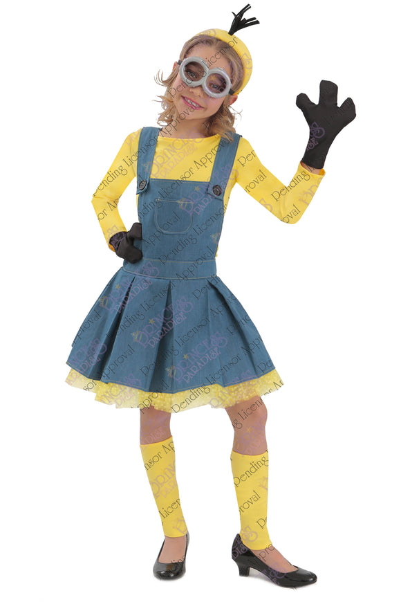 MINIONS Girl Jumper