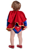 Supergirl Dress & Diaper Cover