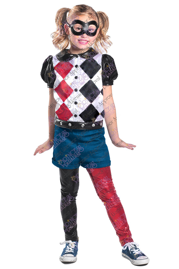 DC Super Hero Girls Premium Harley Quinn