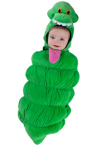 Ghostbusters Slimer Swaddle