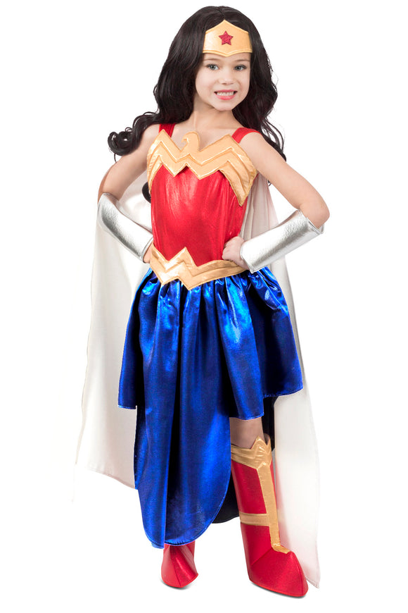 DC Super Hero Girls Wonder Woman Formalwear