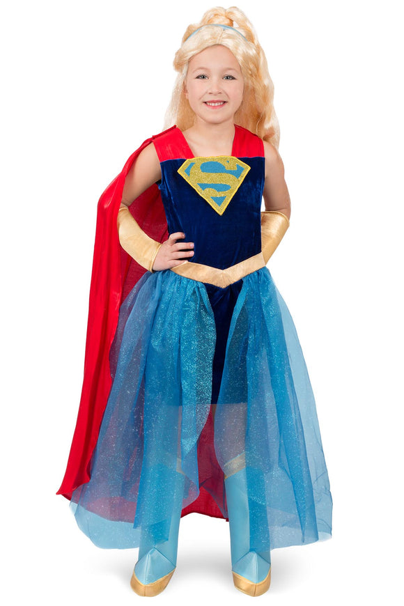 DC Super Hero Girls Supergirl Formalwear