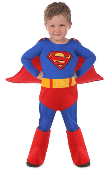 Superman Cuddly Costume
