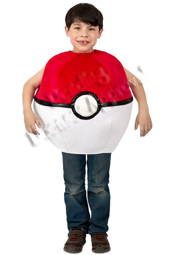 Plush Pokeball