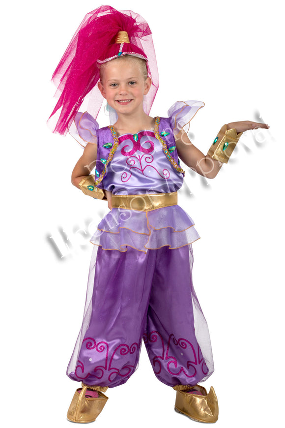 Shimmer and Shine Child Shimmer