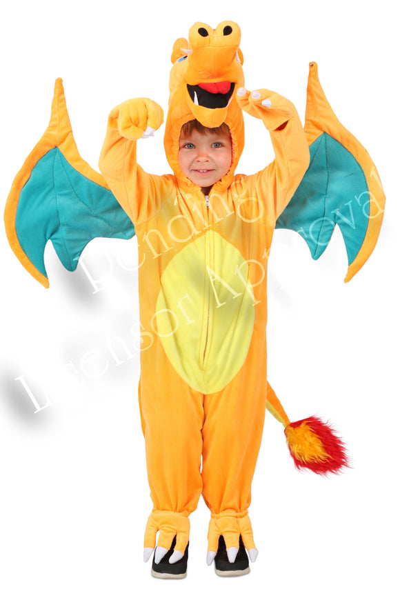 Pokemon Charizard Jumpsuit