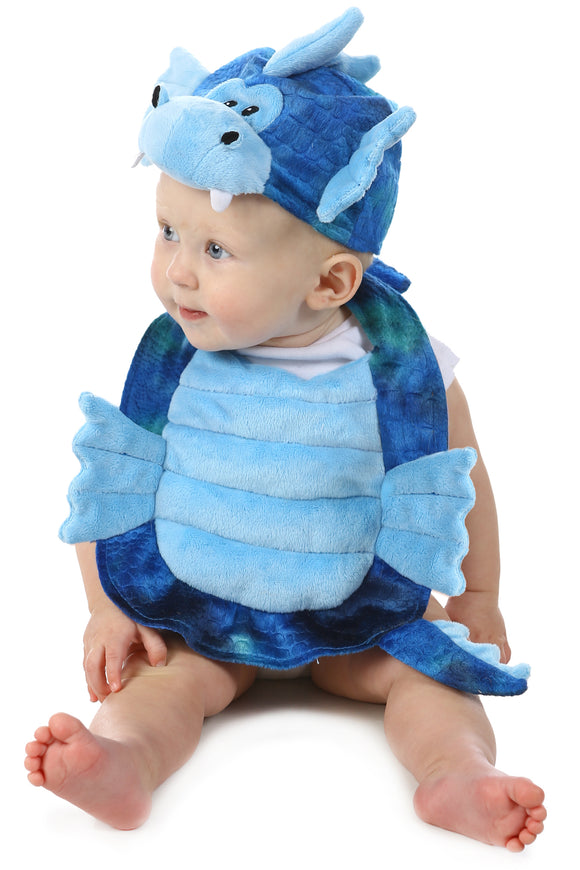 Sea Monster Bib Set