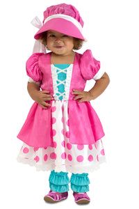 Toddler Polka Dot Bo Peep