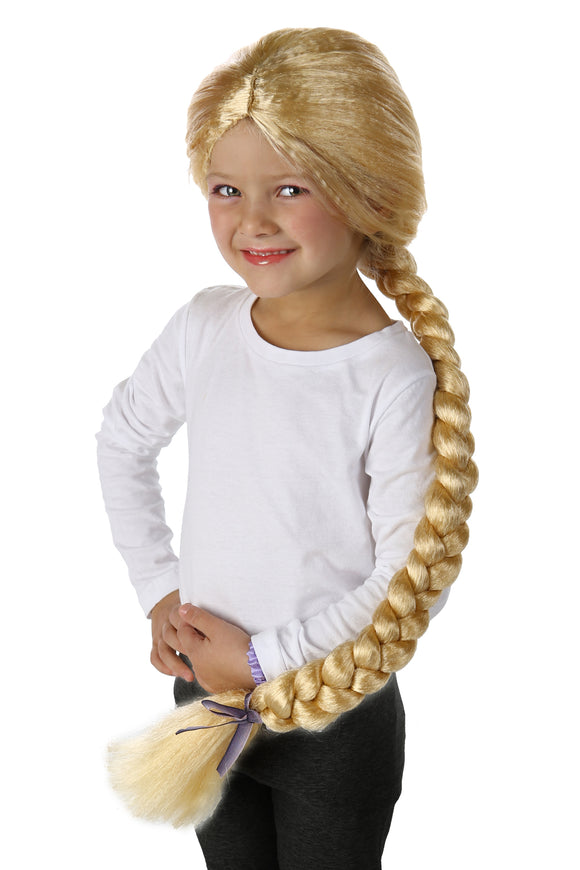 Long Tower Princess Wig