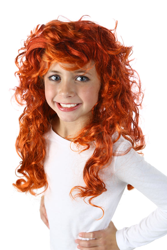 Child Forest Princess Wig