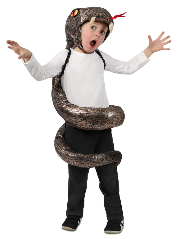 Child Slither Snake