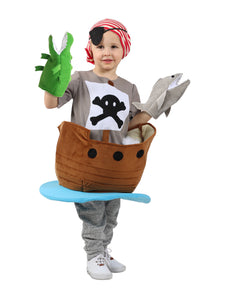 Candy Catchers Pirate Ship