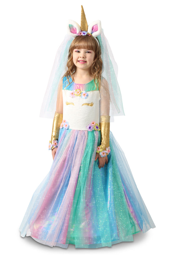 Lovely Lady Unicorn Dress