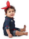 Newborn Rosie the Riveter