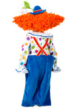 Colorful Circus Clown