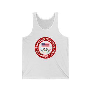 USA Olympic Drinking Team Light Tank