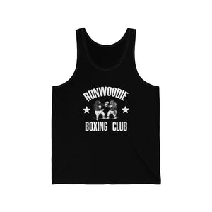Runwoodie Bear Boxing Tank
