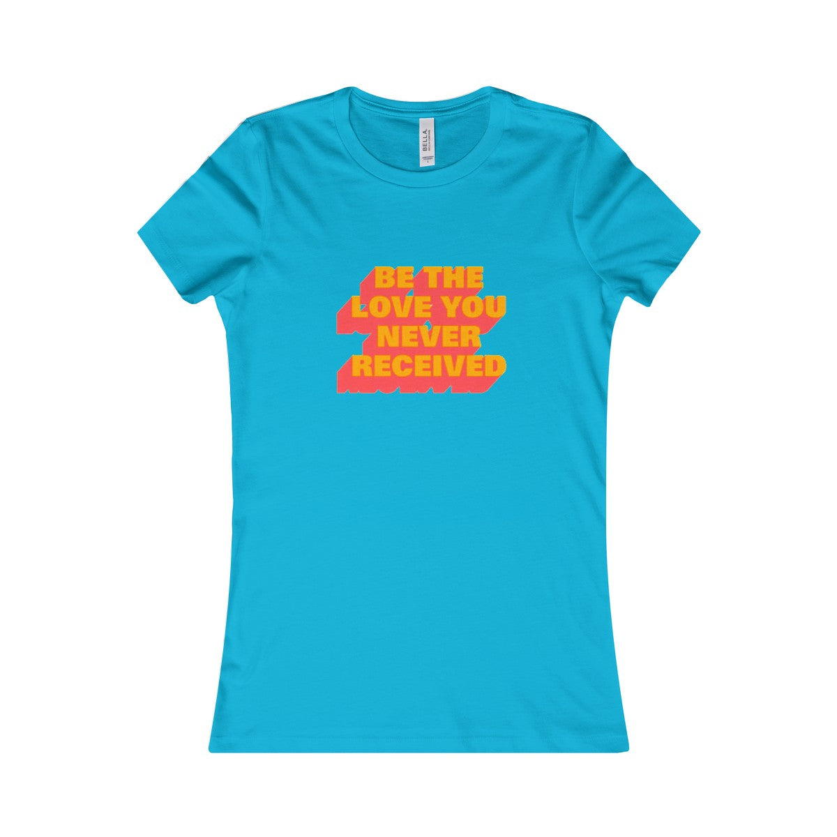 Women's Be The Love T-Shirt