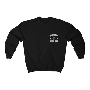 Runwoodie Boxing Club Crewneck Sweatshirt