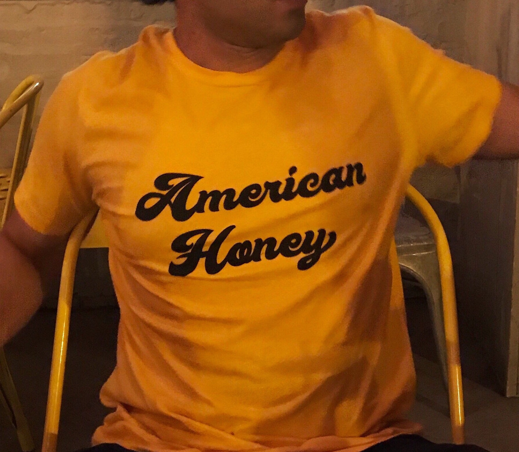 Vintage American Honey Psychedelic Unisex T-Shirt Tee