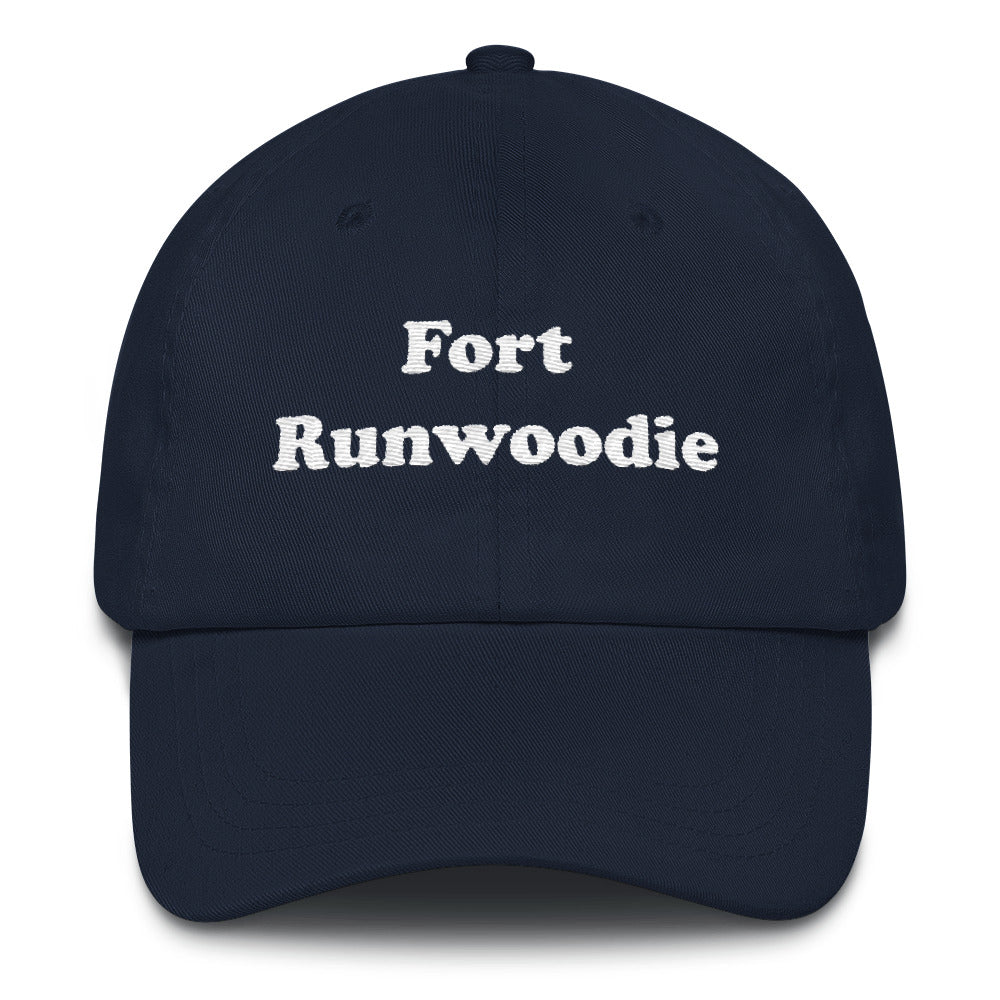 Fort Runwoodie Dad Hat