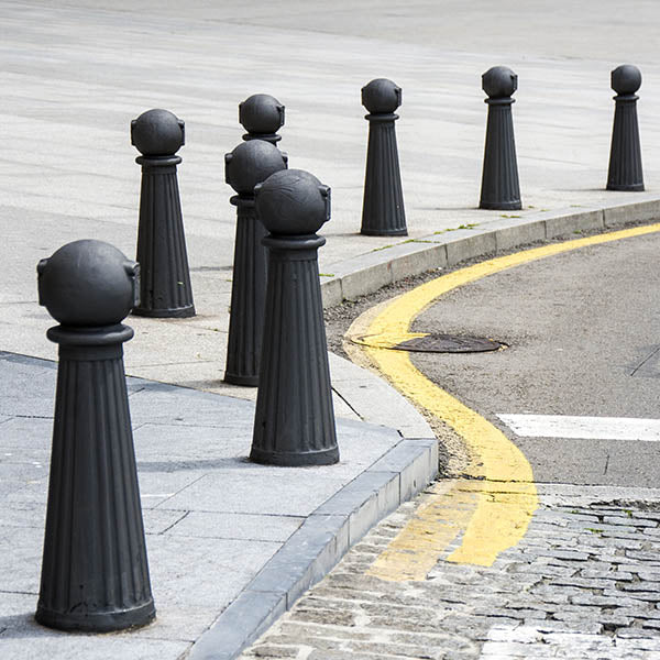 People who wish they had installed bollards