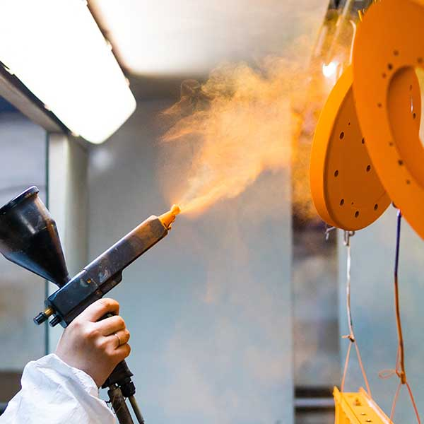 Why Powder Coat Paint is Far Superior