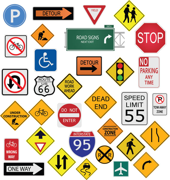 Traffic Signs - Our Best Friend On The Road