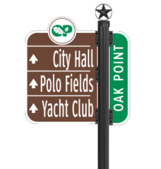 Show Your Identity in Style with Decorative Wayfinding Signs