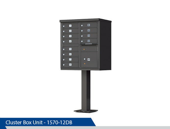 Standard Cluster Box Unit CBU 1570-12
