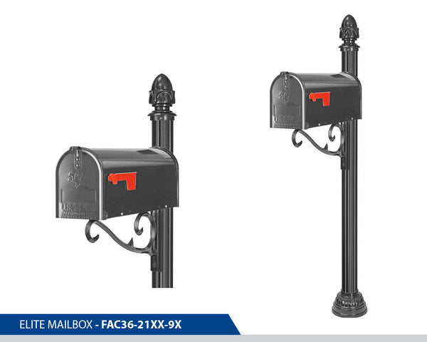 Antique Mailboxes, Ornamental Bases, Dual Mailboxes, Direct Burial Post, Cast Aluminum Mailboxes, Custom Mailboxes, Mailboxes, Single Mailboxes, Curbside Mailboxes, Ornamental Mailboxes, USPS Approved Mailboxes, Decorative Mailboxes,