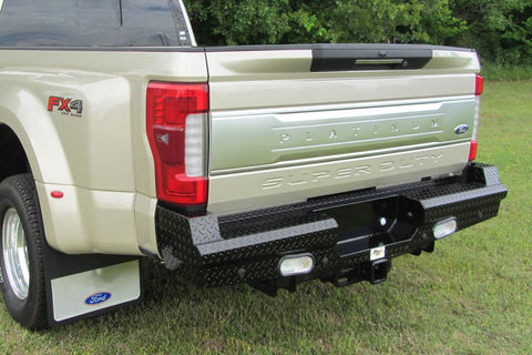 Cowboy Rear Bumper Ford F250 F350 2017-2019