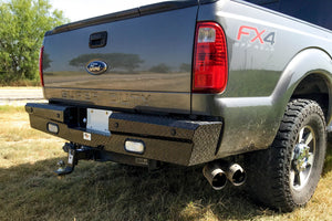 Cowboy Rear Bumper Ford F250 F350 1999-2016