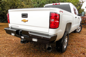 Cowboy Rear Bumper Chevy GMC 2500 3500 2015-2019