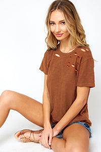 Jena Tee - 2 colors