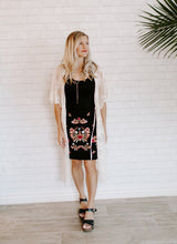 Aurora Embroidered Skirt