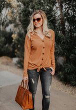 Long-Sleeve Zoey Blouse (size L in stock)