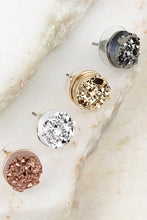 Sparkle Stud Earrings