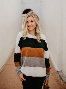 SIGN UP FOR RESTOCK! Aubree Sweater