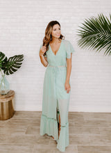 Daisy Maxi Dress - Sage or Ivory