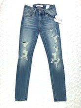 Perfect Ripped Skinny Jeans (size 0 & 1)