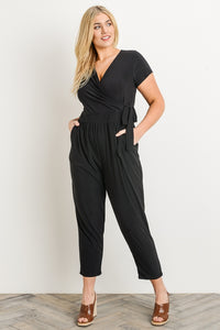 Peyton Jumpsuit - Plus Size