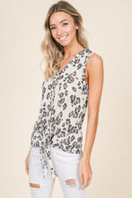 Crush on You Leopard Tank (size XL - 3XL)
