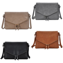 Crossbody Envelope Clutch Bag - 4 colors