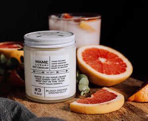 MAME Luxury Soy Candles